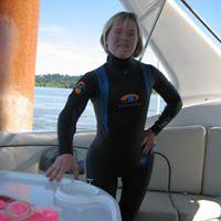Karren Gaffney Swimmer