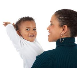 Kela Keeps Her Child and becomes a Mom