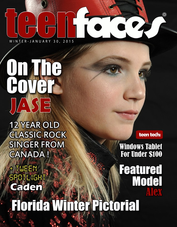 TeenFaces Winter Issue 2015