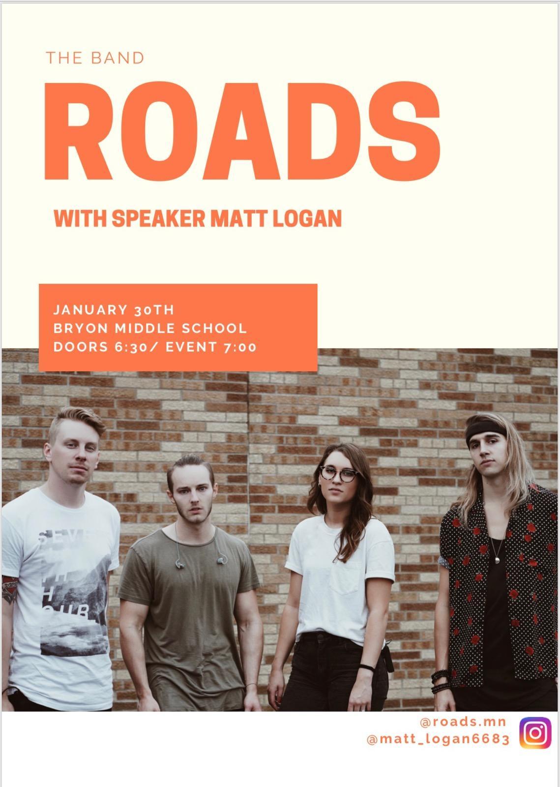 The Band Roads