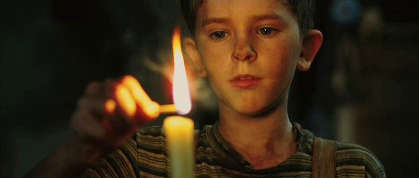 Picture of Freddie Highmore in Arthur and the Invisibles