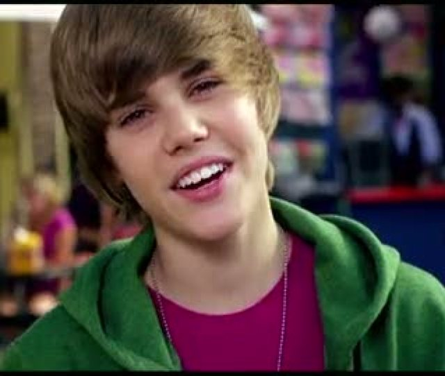Justin Bieber In Music Video One Less Lonely Girl