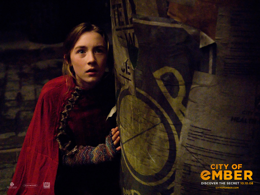 Picture Of Saoirse Ronan In City Of Ember