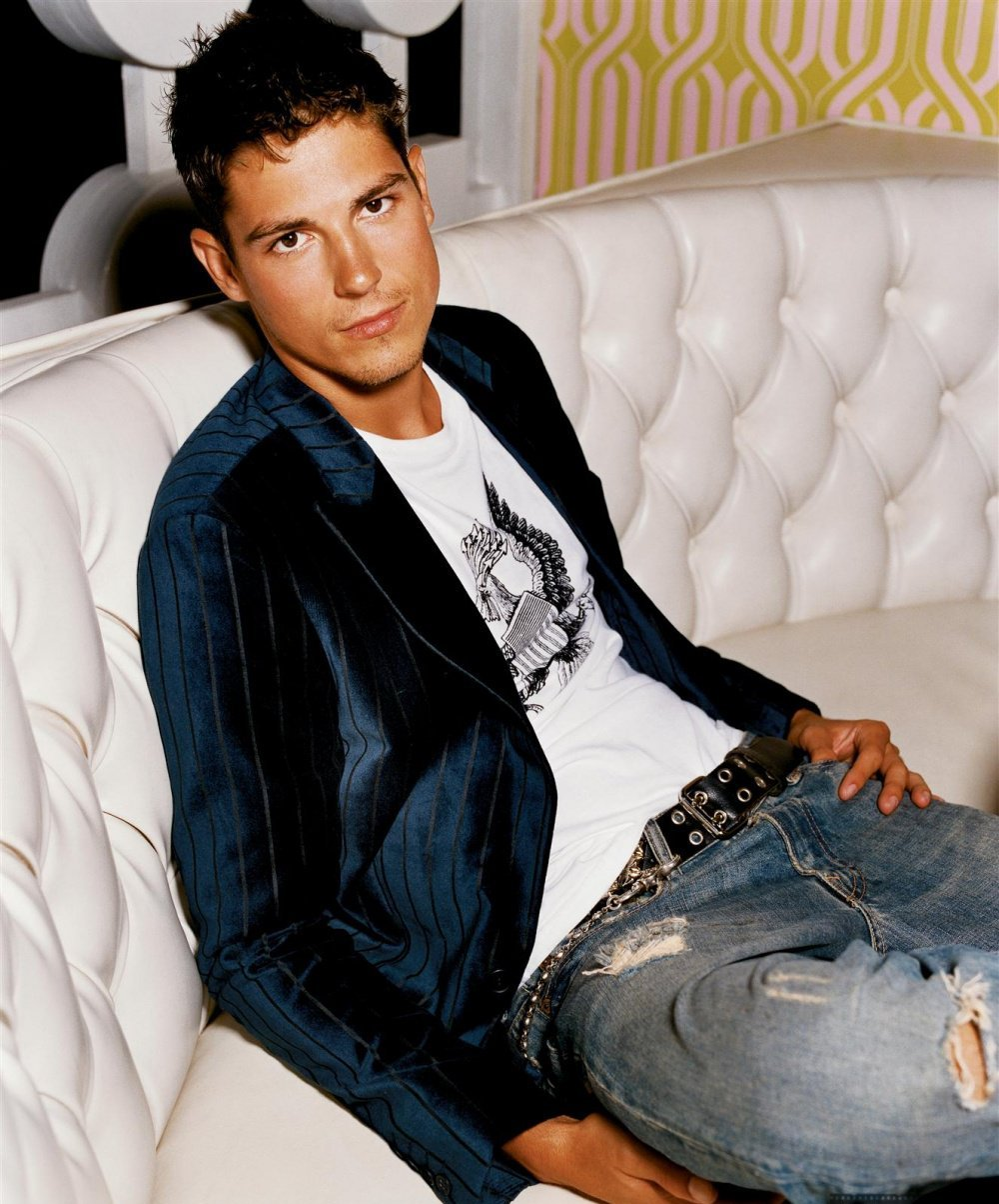 General photo of Sean Faris