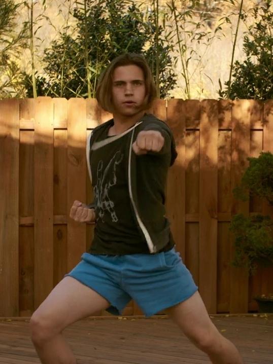 Picture Of Tanner Buchanan In Cobra Kai Tanner Buchanan