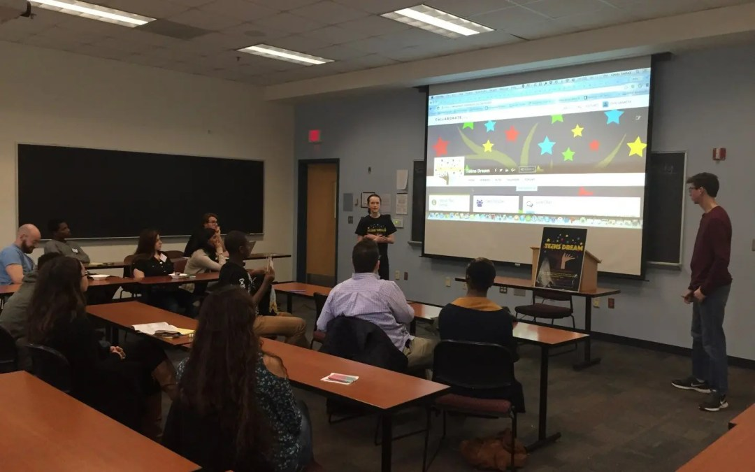 Teens Dream Presented a Workshop on Going Viral:  Using Video for Social Change