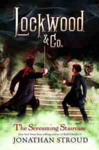 Lockwood and Company: the Screaming Staircase