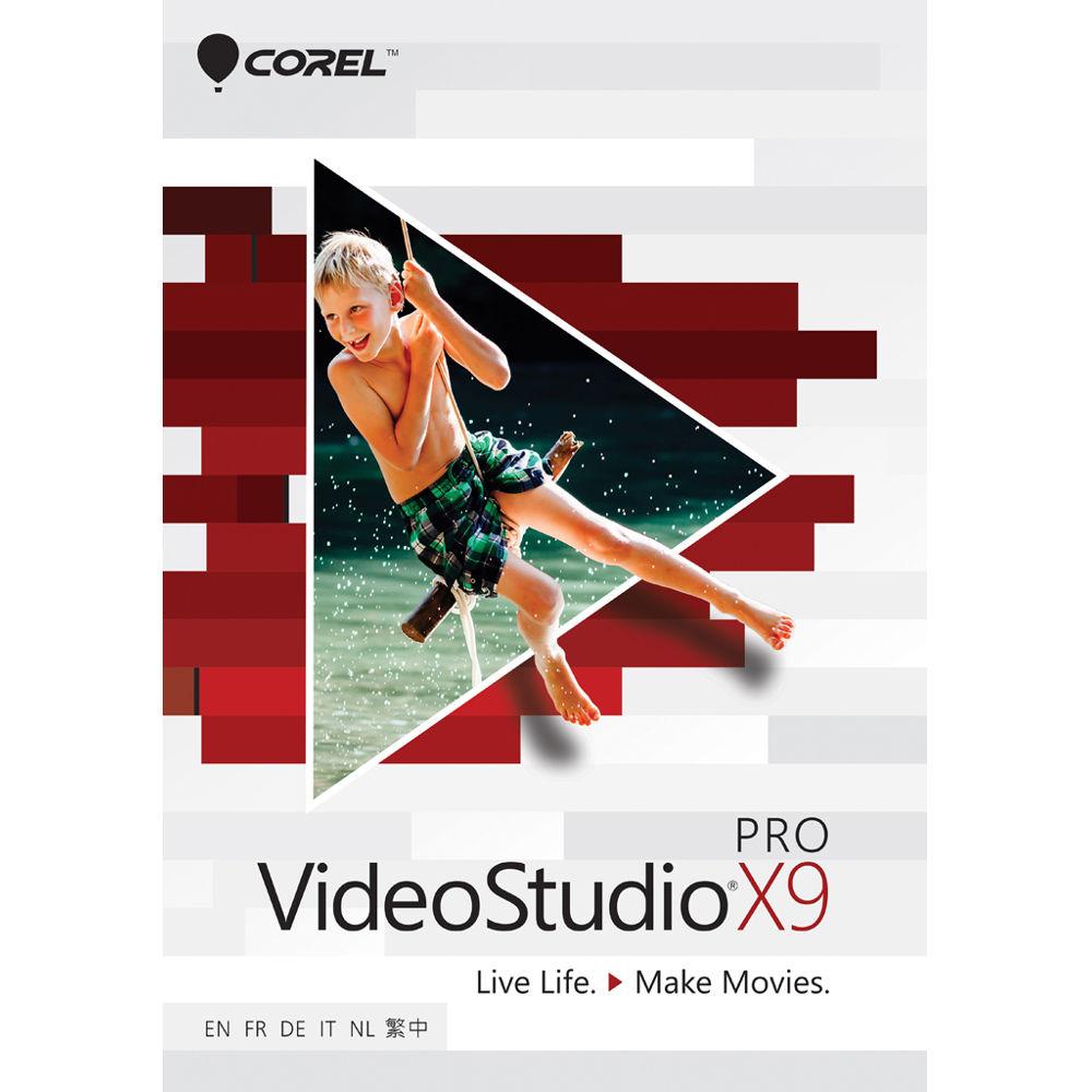 Corel Video Studio Pro X9 Free Download