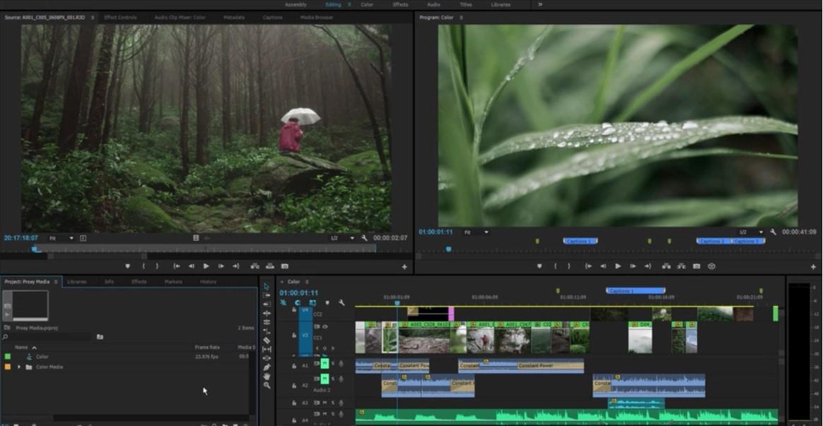 Adobe Premiere Pro 2020 Free Download For Windows