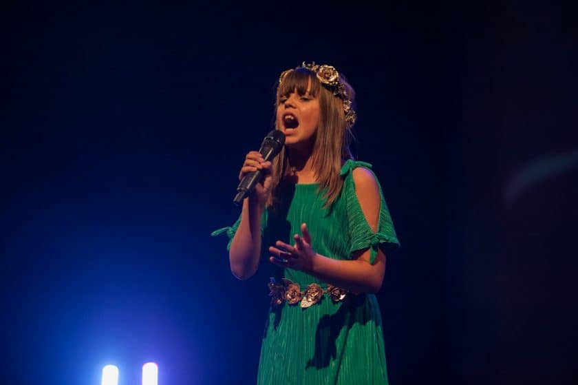 singing competitions for kids