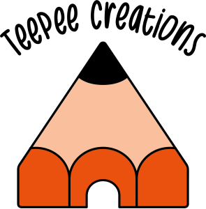 TeePee Creations Logo - Funny Gifts and Cards