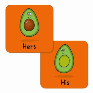 Valentines Day Anniversary Gift Pun Millennial Avocado Illustration Boyfriend Girlfriend Husband Wife Other Half Gift TeePee Creations Couples His Hers Present Food Humour Funny Fruit Cute Adorable Vegetarian Vegan Partner