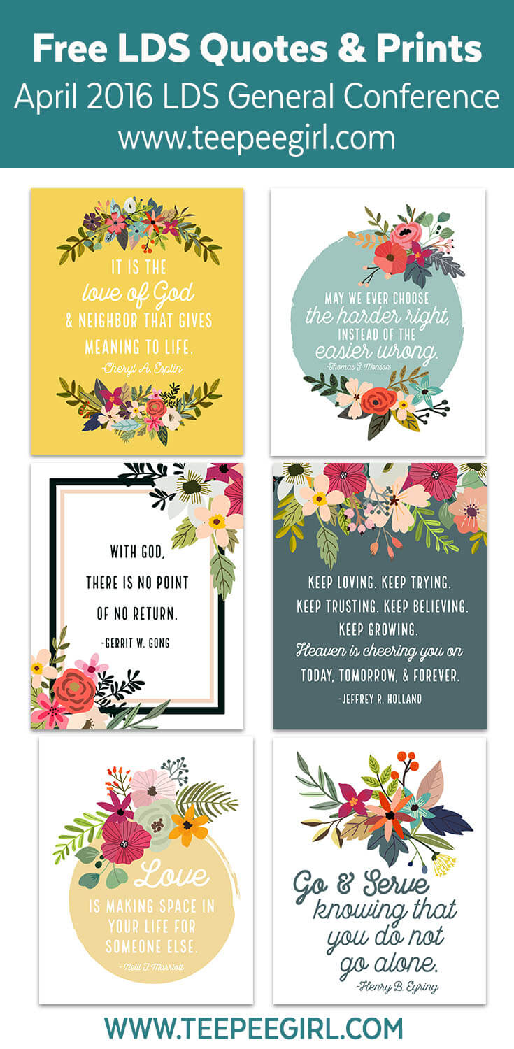This is a graphic of Astounding Free Lds Printables