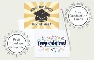 Free Graduation Cards