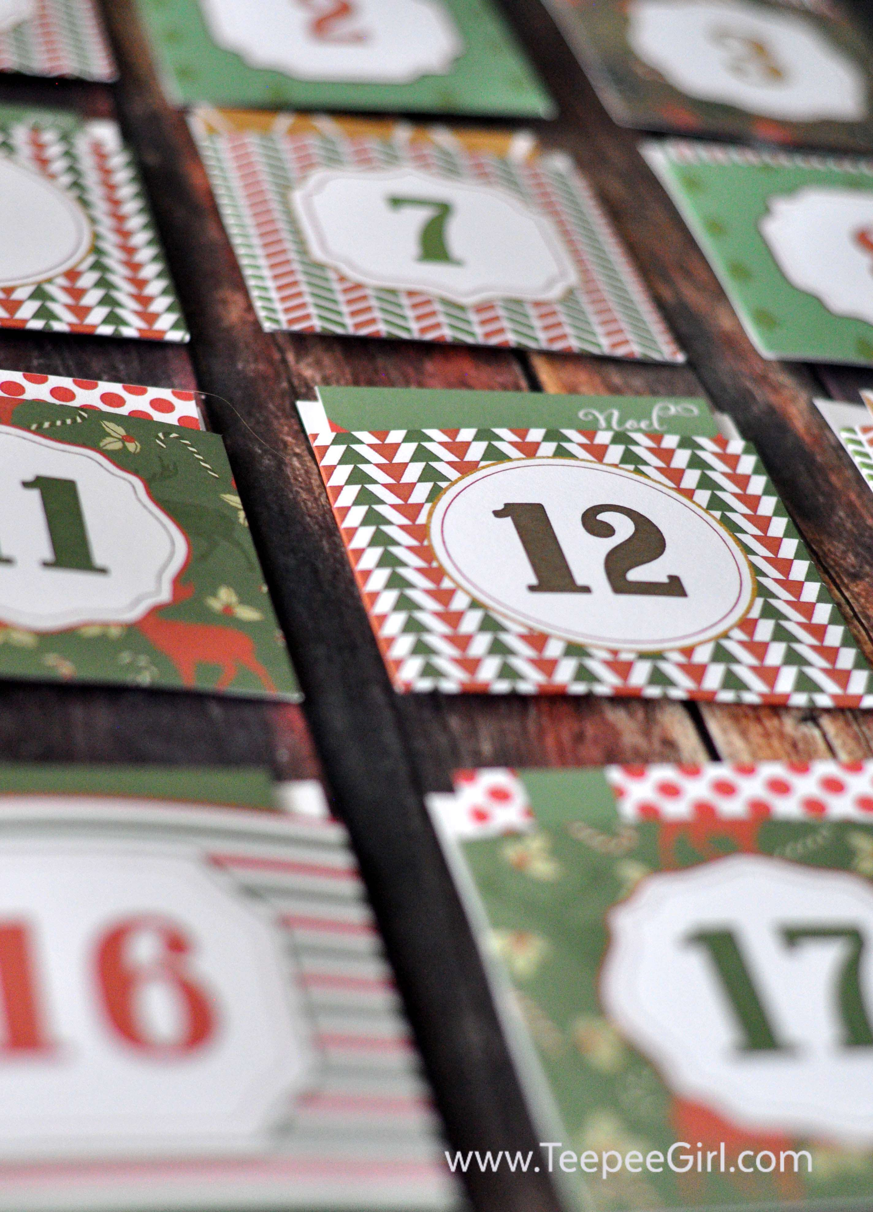 This FREE Christmas advent calendar is a great way to help kids engage in service all month long! Every night they can write what they have done to #LIGHTtheWORLD this holiday season. Grab the free calendar, plus lots of service ideas, at www.TeepeeGirl.com.