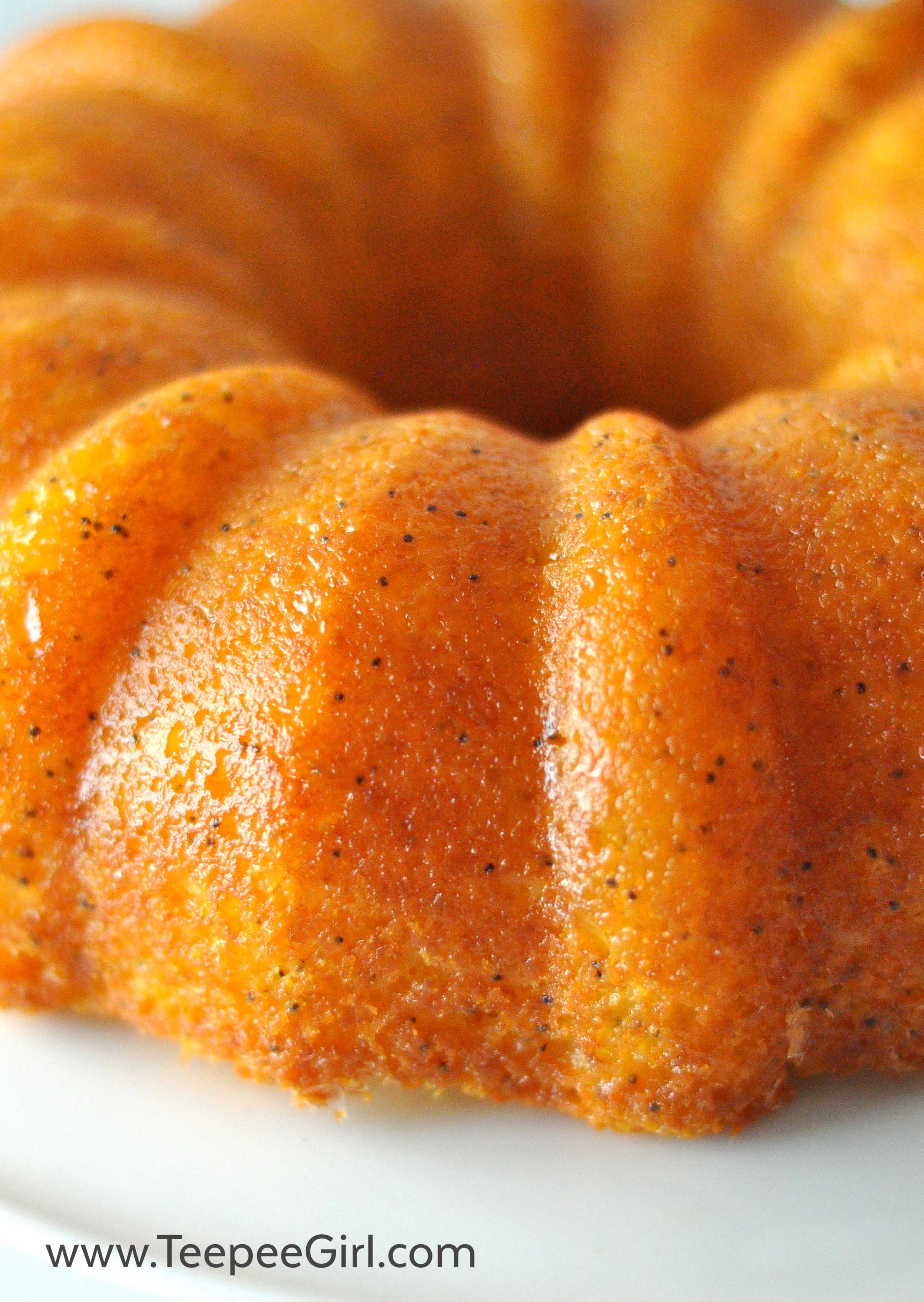 Orange Layer Cake Recipe From Scratch