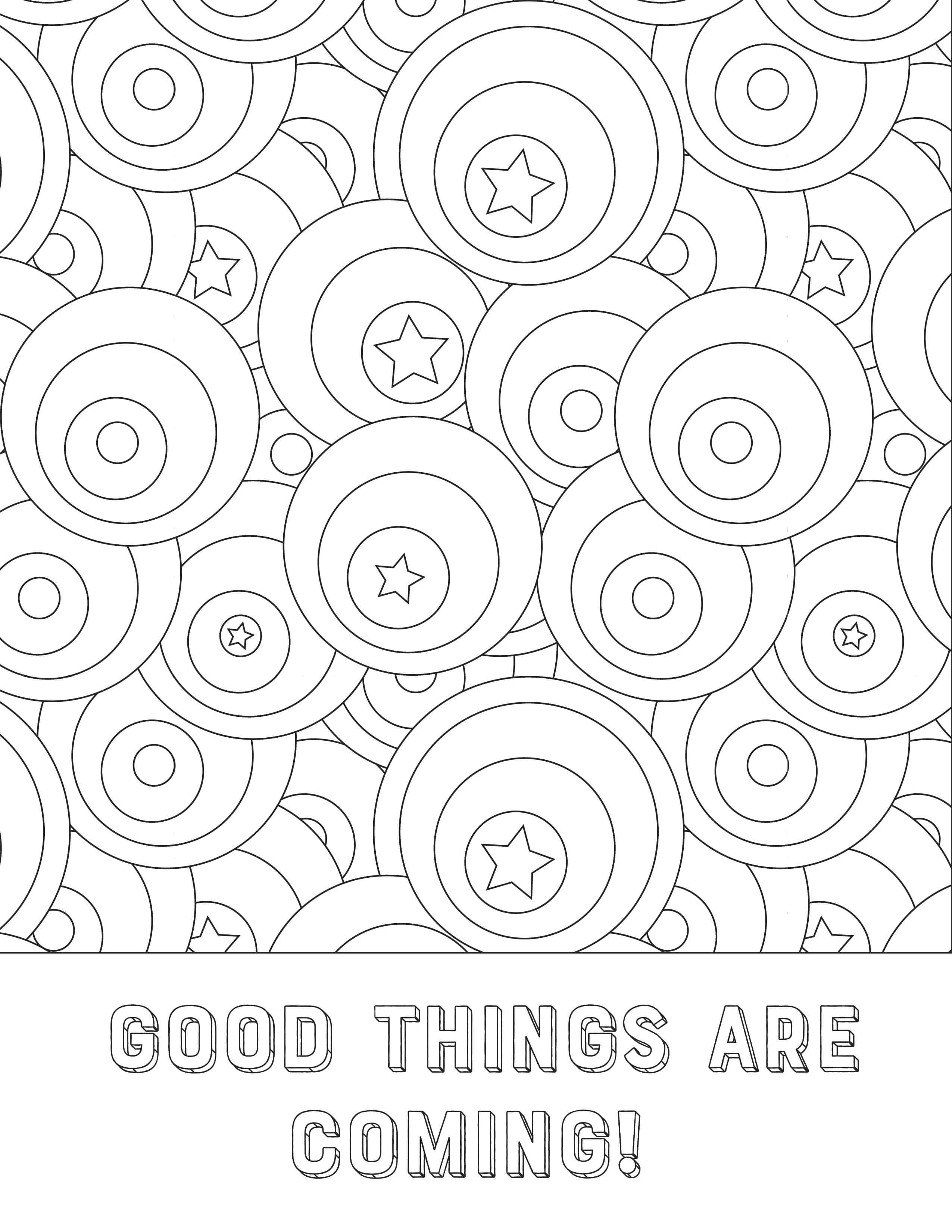 Free New Year Coloring Pages Www Teepeegirl Com Coloring Things