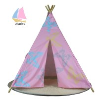 Childrens Teepee-High qulity 100% polyester teepee tent ...