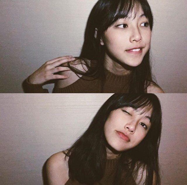 游鴻明大女兒小時候照已超可愛。18歲水汪汪大眼+逆天細長腿「網軍搶當女婿」!