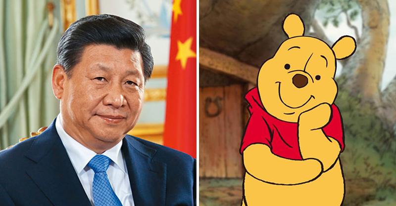 中國封殺《摯友維尼》 原因竟是「習近平太像小熊維尼」!