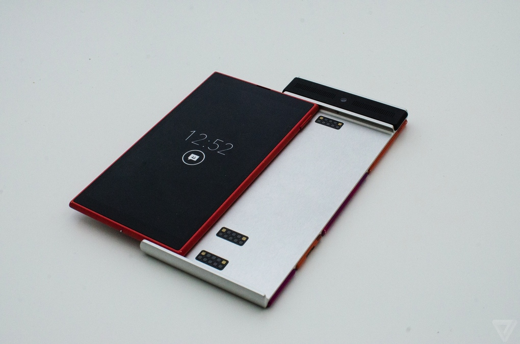 Project Ara 7 Swap your screen