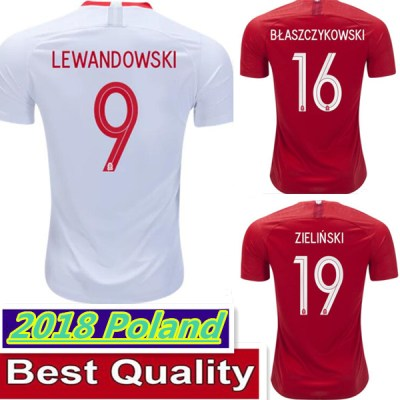 2018-adults-T-shirt-Camisa-Poland-shirt-2018-2019-men-shirts-Best-Quality-adult-LEWANDOWSKI-GROSICKI_2