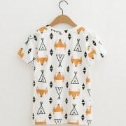 JKKUCOCO-Newest-style-Women-tops-Cartoon-Fox-Print-t-shirt-short-sleeve-o-neck-Casual-T_2