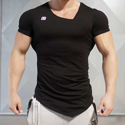 Men summer style Thin section T-shirt