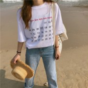 Summer-White-Cotton-New-Fashion-2018-New-Cute-Simple-All-Match-Short-Sleeve-Female-T-shirts_4