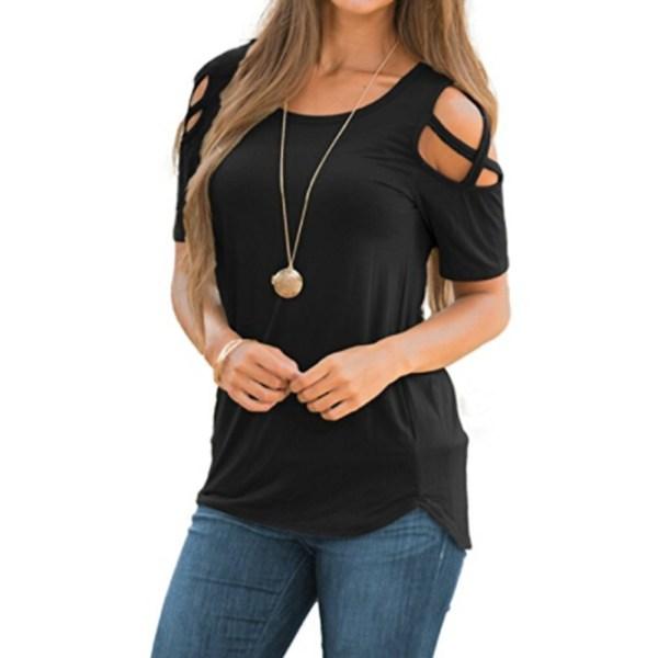 Women-Summer-Short-Sleeve-Strappy-Cold-Shoulder-T-Shirt-Tops-t-shirt-women-short-feminino_7