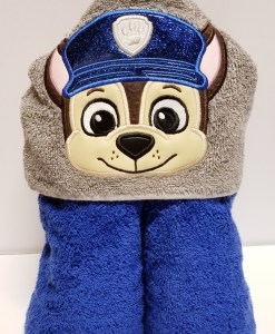 Chase Hooded Towel