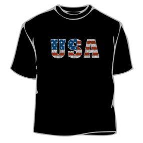 Patriotic USA Tee Shirt