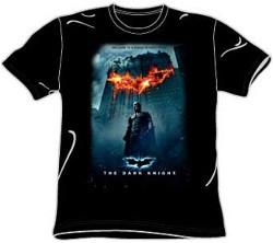 The Dark Knight movie t-shirt
