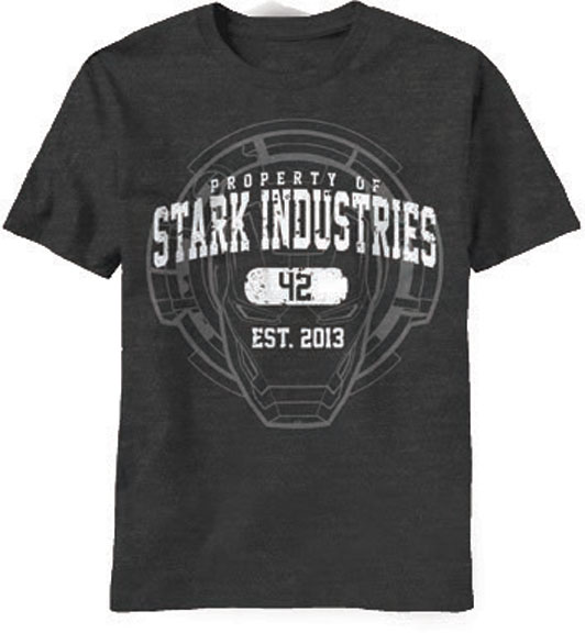Property of Stark Industries