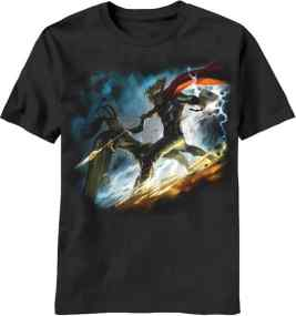 Swing the Hammer - Thor Tee