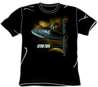 Start Trek Movie T-Shirt