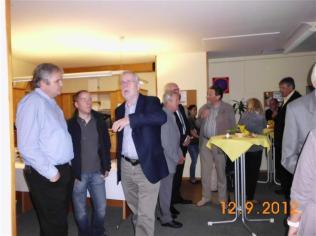 Friedrich Landzettel, Leiter der Psychiatrie im Heidekreisklinikum in Walsrode