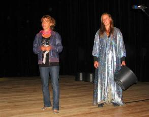 Gründerinnen der Wilden Bühne