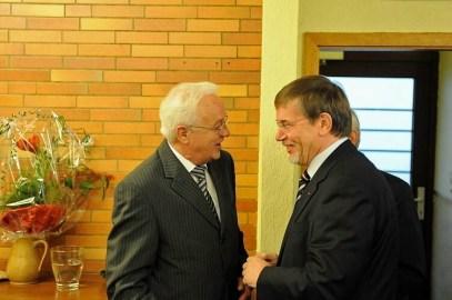 mit Dieter Möhrmann, Vizepräsident des Landtages