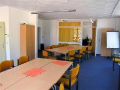 Hinterer Seminarraum