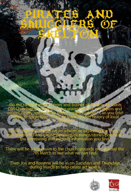 Skelton Poster
