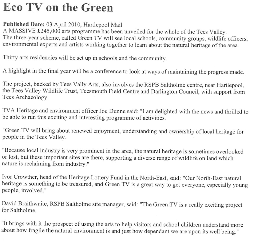 2010-04-03, Hartlepool Mail