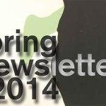TVA Newsletter Spring 2014