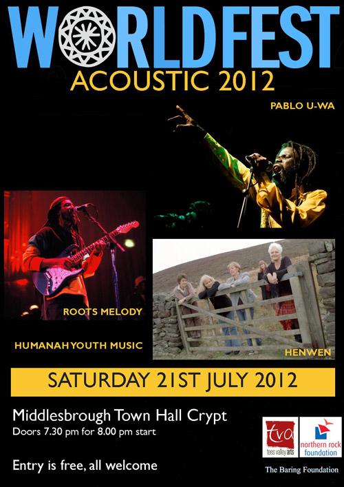 Worldfest Acoustic