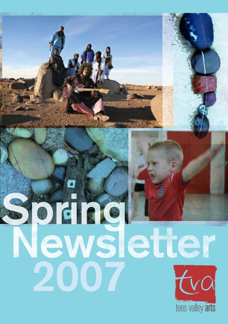 TVA Spring Newsletter 2007