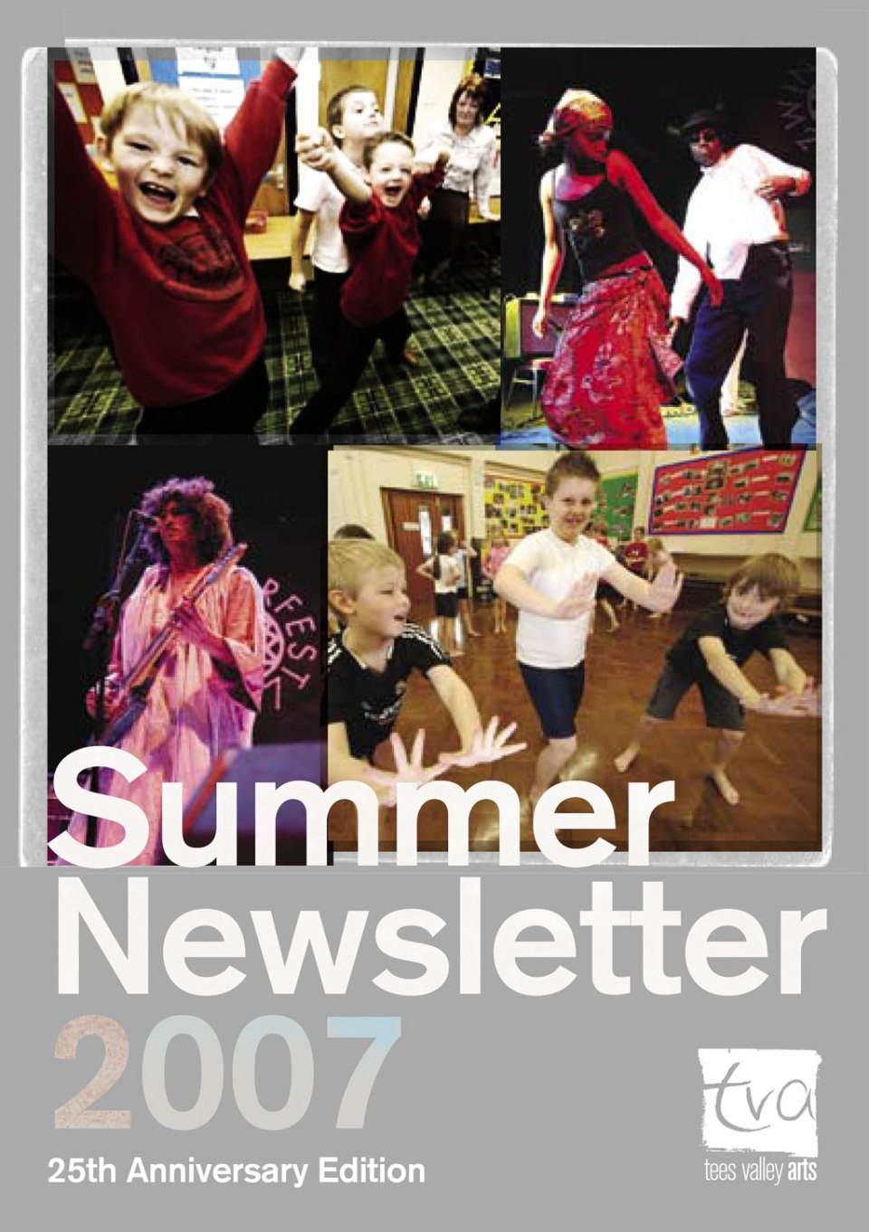 TVA Summer Newsletter 2007