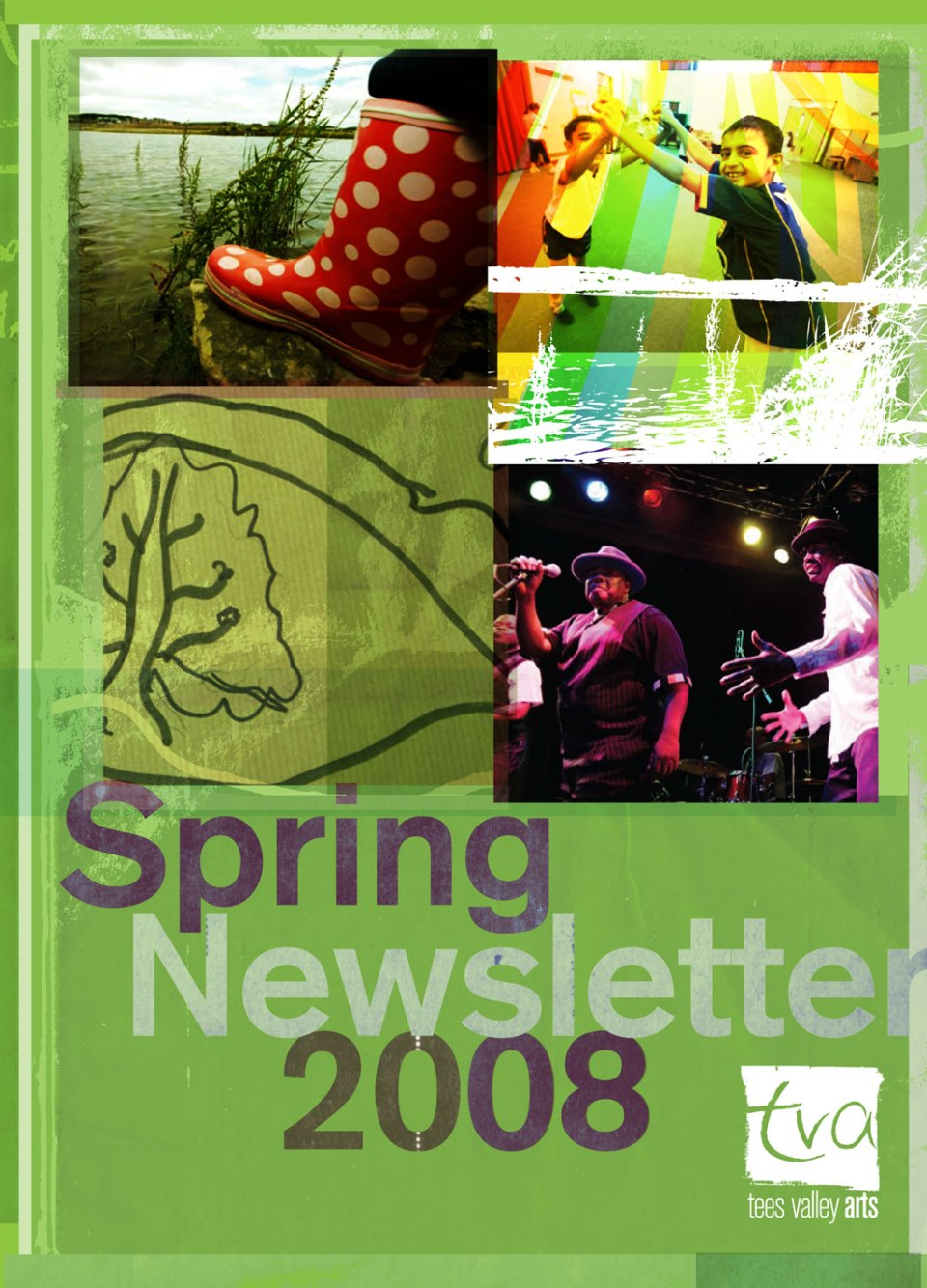 TVA Spring Newsletter 2008