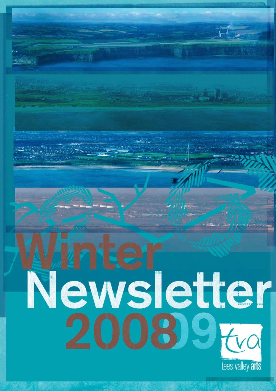 TVA Winter Newsletter 2008