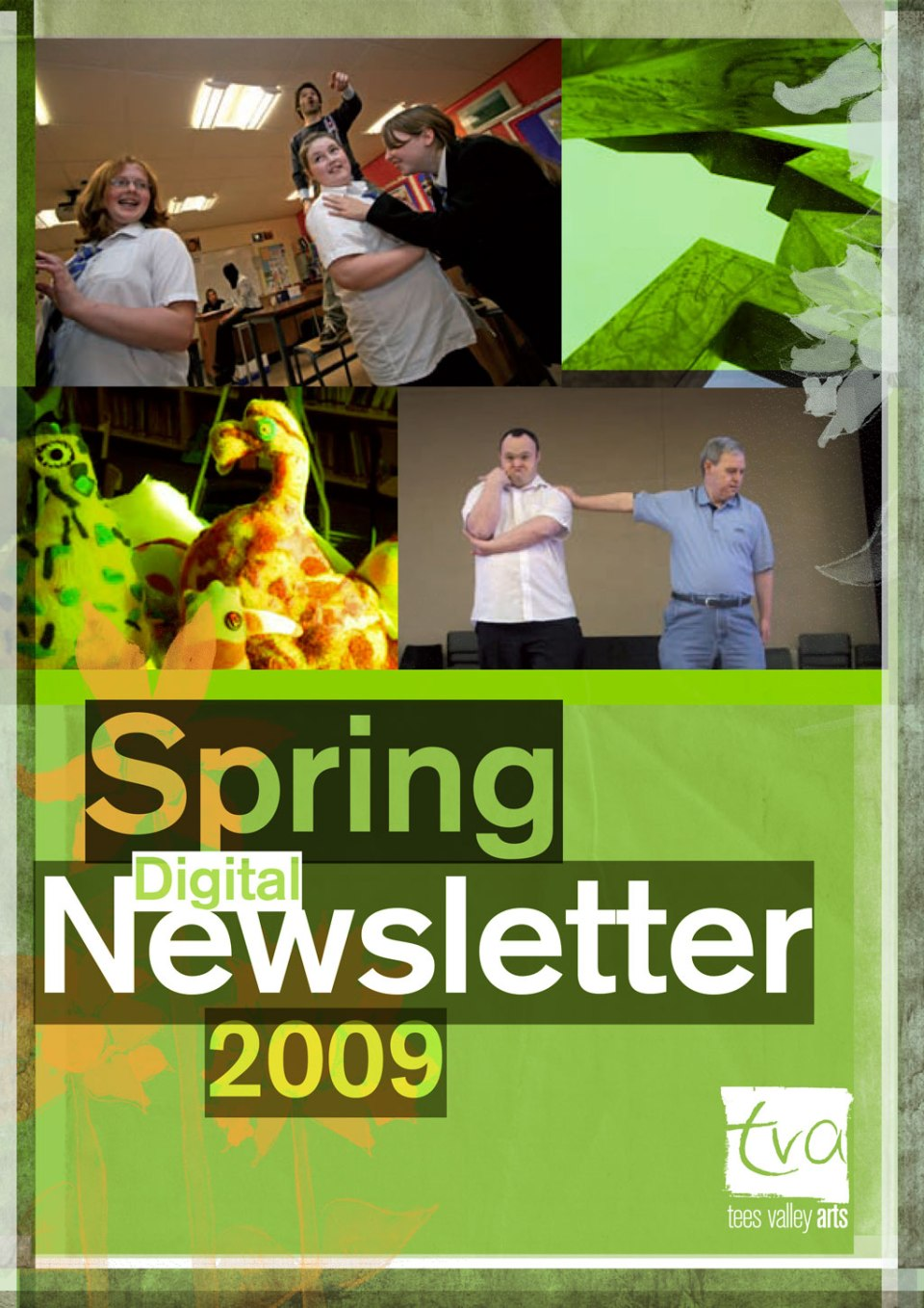 TVA Spring Newsletter 2009