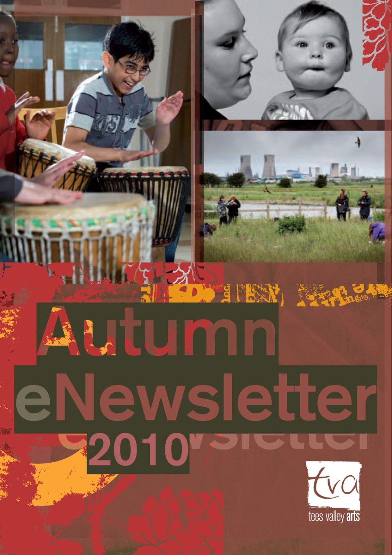 TVA Autumn Newsletter 2010